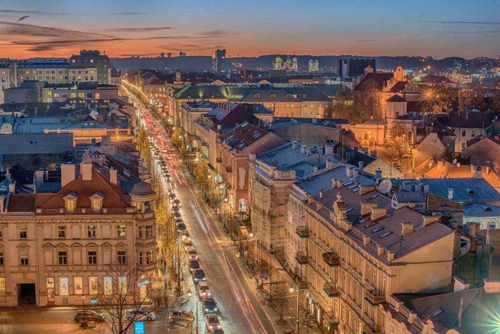 Vilnius meeting