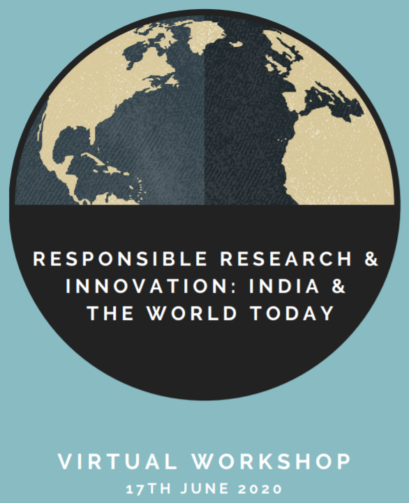 Responsible Research and Innovation: India and the World Today